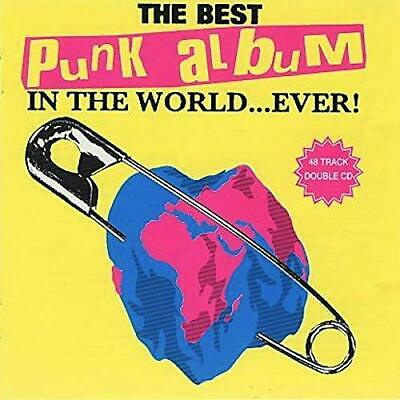 £3.49 • Buy Various - Best Punk Album In The World...Ever - Various CD VRVG The Cheap Fast