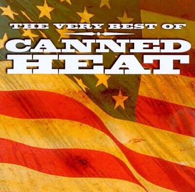 £3.49 • Buy The Very Best Of Canned Heat -  CD W3VG The Cheap Fast Free Post The Cheap Fast