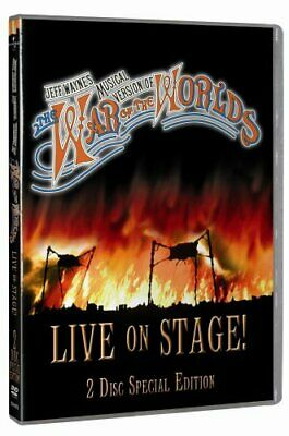 £5.84 • Buy The War Of The Worlds Live : Special Edition [2 Disc] [DVD] - DVD  C2VG The