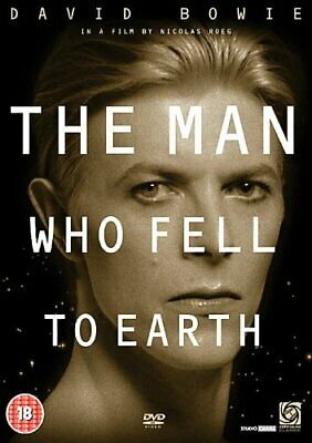 The Man Who Fell To Earth [DVD] - DVD  RSVG The Cheap Fast Free Post • 7.86£