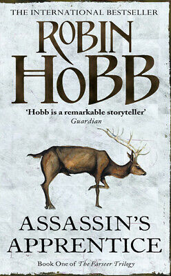 £3.15 • Buy The Farseer: The Assassin's Apprentice By Robin Hobb (Paperback) Amazing Value