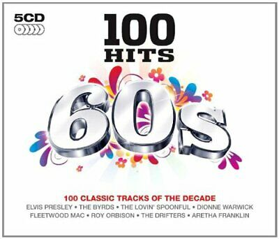 £3.49 • Buy Various Artists - 100 Hits: 60s - Various Artists CD RIVG The Cheap Fast Free