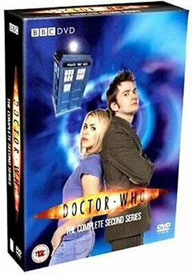 Doctor Who - The Complete BBC Series 2 Box Set [DVD] - DVD  02VG The Cheap Fast • 3.49£