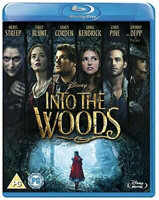 £2.89 • Buy Into The Woods BD [Blu-ray] [Region Free] - DVD  E2VG The Cheap Fast Free Post