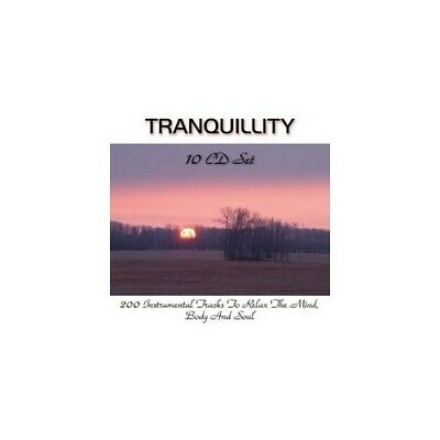 £3.49 • Buy Tranquillity -  CD 6QVG The Cheap Fast Free Post The Cheap Fast Free Post