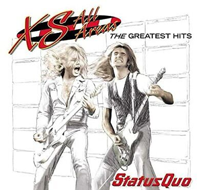 £3.61 • Buy Status Quo - XS All Areas - The Greatest Hits - Status Quo CD P2VG The Cheap The