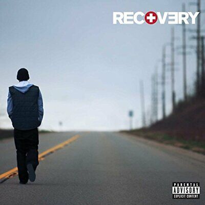 Eminem - Recovery - Eminem CD G8VG The Cheap Fast Free Post The Cheap Fast Free • 3.49£