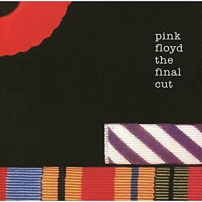 £3.49 • Buy The Final Cut: Remastered - Pink Floyd CD 3OVG The Cheap Fast Free Post The