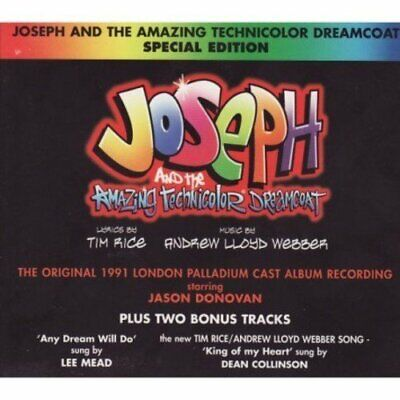 £2.78 • Buy Lee Mead - Joseph And The Amazing Technicolour Dreamcoat -... - Lee Mead CD REVG