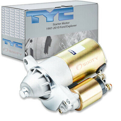 $68.23 • Buy TYC Starter Motor For 1997-2010 Ford Explorer 4.0L V6 Pl