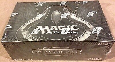 $199.95 • Buy Magic The Gathering MTG 2013 Core Edition (M13) Fact Sealed 36 Pack Booster Box