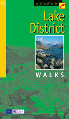 Pathfinder Guide: Lake District Walks By Brian Conduit (Paperback) Amazing Value • 2.98£