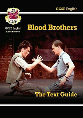 £2.69 • Buy Grade 9-1 GCSE English Text Guide - Blood Brothers (CGP GCSE Eng... By CGP Books