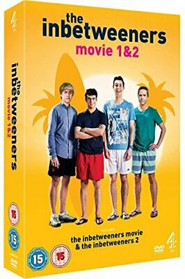 £3.49 • Buy The Inbetweeners Movie 1 & 2 [DVD] - DVD  4EVG The Cheap Fast Free Post
