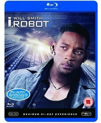 I, Robot [Blu-ray] (2004) [2017] - DVD  BYVG The Cheap Fast Free Post • 3.49£