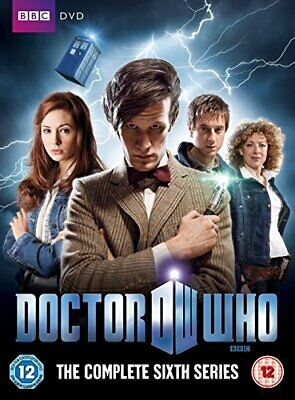 Doctor Who - Complete Series 6 [DVD] - DVD  30VG The Cheap Fast Free Post • 8.17£