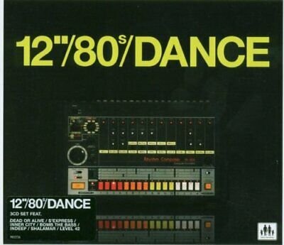 £13.82 • Buy Various Artists - 12 /80s/Dance - Various Artists CD 0GVG The Cheap Fast Free