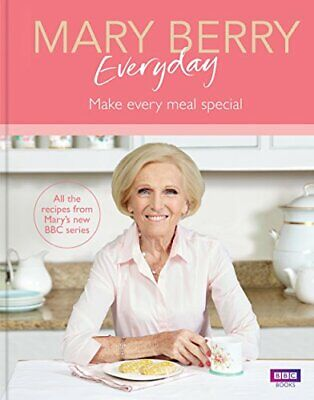 £7.99 • Buy Mary Berry Everyday By Berry, Mary Book The Cheap Fast Free Post