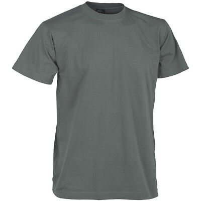Helikon Army Tactical Mens T-shirt Military Tee Security Top Cotton Shadow Grey • 8.95£