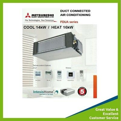 AU7299.99 • Buy Mitsubishi Heavy FDUA140VF Ducted Split Air Conditioner 14KW Supply&Install