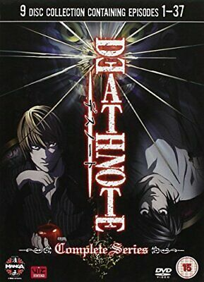 £21.16 • Buy Death Note Complete [DVD] - DVD  SAVG The Cheap Fast Free Post