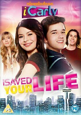 ICarly: I Saved Your Life [DVD] - DVD  NWVG The Cheap Fast Free Post • 3.49£