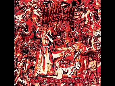 NAILGUN MASSACRE - Boned,Boxed And Buried - CD - DEATH METAL • 9.54£