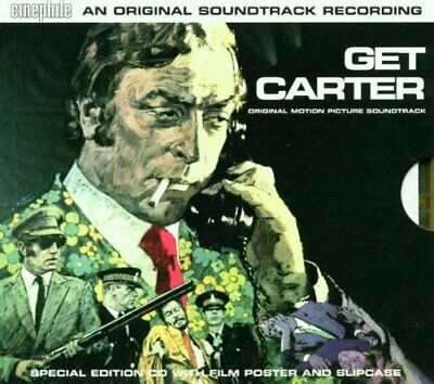 Roy Budd - Get Carter: Original Soundtrack [SOUNDTRACK] - Roy Budd CD NZVG The • 4.12£