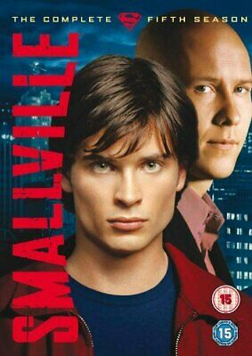 £3.49 • Buy Smallville - The Complete Season 5 [DVD] [2006] - DVD  UUVG The Cheap Fast Free