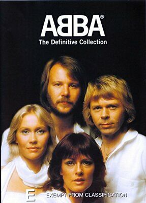 £15.82 • Buy Abba: The Definitive Collection [DVD] - DVD  CHVG The Cheap Fast Free Post