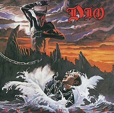 Dio - Holy Diver - Remastered - Dio CD U6VG The Cheap Fast Free Post The Cheap • 4.26£