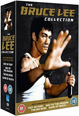 £20.85 • Buy Bruce Lee Collection [DVD] - DVD  TWVG The Cheap Fast Free Post