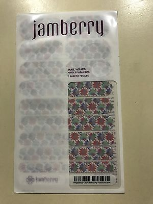 AU11 • Buy Jamberry Nail Wraps Full Sheet - 2016 February Host Exclusive