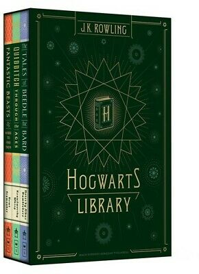 $ CDN33.86 • Buy Hogwarts Library (Harry Potter) [New Book] Boxed Set, Hardcover