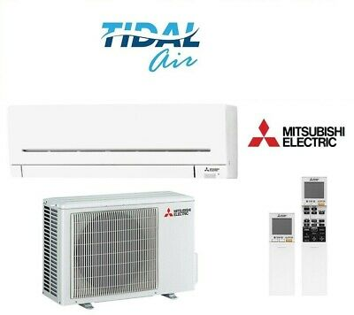 AU1650 • Buy Mitsubishi Electric Split System Air Conditioner 3.5KW Supply&Install MSZ-AP35VG