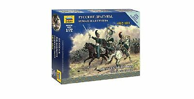 Zvezda 1/72 Russian Dragoons Command Group 1812-1814 # Z6817  • 4.49£