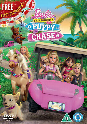 £2.42 • Buy Barbie And Her Sisters In A Puppy Chase DVD (2016) Conrad Helten Cert U