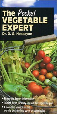 £2.06 • Buy The Pocket Vegetable Expert By Dr D G Hessayon (Paperback) Fast And FREE P & P