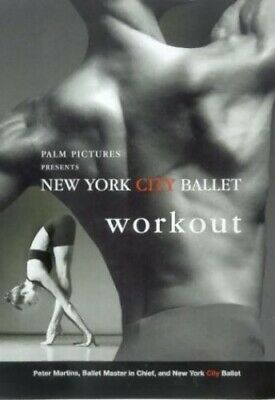 £3.49 • Buy New York City Ballet Workout [DVD] - DVD  F1VG The Cheap Fast Free Post