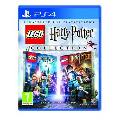 AU29.90 • Buy Lego Harry Potter Collection PS4 Game