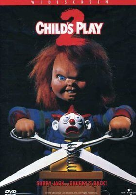 £9 • Buy Child's Play 2 [New DVD] Widescreen