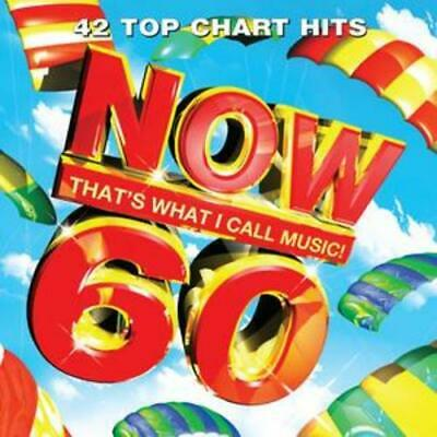 £2.20 • Buy Various Artists : Now That's What I Call Music! 60 CD 2 Discs (2005) Great Value