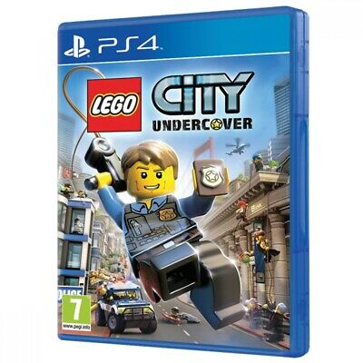 AU26.45 • Buy Lego City Undercover PS4 Game