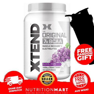 AU99.90 • Buy SCIVATION XTEND 90 SERVES BCAA's + ELECTROLYTES - BRANCHED CHAIN AMINO ACIDS + G