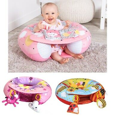 Red Kite Sit Me Up Inflatable Ring Baby Play Chair Tray Playnest Activity Seat • 22.95£