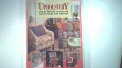 £3.29 • Buy Upholstery By Luke, Heather Paperback Book The Cheap Fast Free Post
