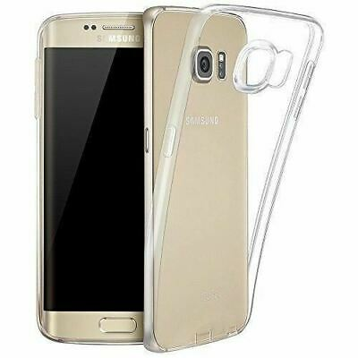 AU4.90 • Buy Samsung Galaxy S8/S7/S10/S20/Note 20 10 Case Liquid Crystal Clear Soft TPU COVER