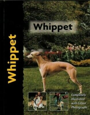 Whippet (Pet Love) By Juliette Cunliffe Hardback Book The Cheap Fast Free Post • 13.99£