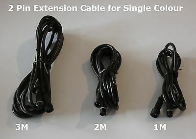 AU14 • Buy 2-Pin Extension Cables For 12v LED Deck & In-Ground 2 Core Deck Lights