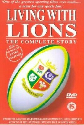 £6.47 • Buy British Lions - Living With Lions - The Complete Story [1997] [DVD] - DVD  COVG